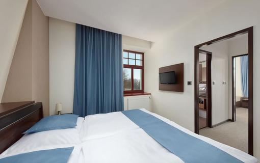 Hotel Slunný dvůr Resort Slunný dvůr, suite