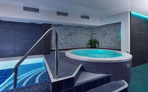 Hotel Slunný dvůr Resort Slunný dvůr, wellness centrum
