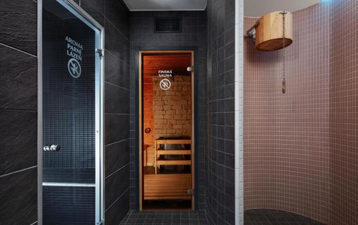 Hotel Slunný dvůr Resort Slunný dvůr, sauny