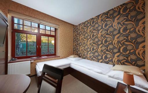 Hotel Slunný dvůr Hotel Slunný dvůr, pokoj