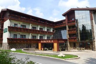 Štrbské Pleso-Wellness Hotel Borovica