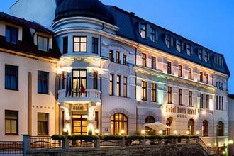 Hotel Dubná Skala Žilina