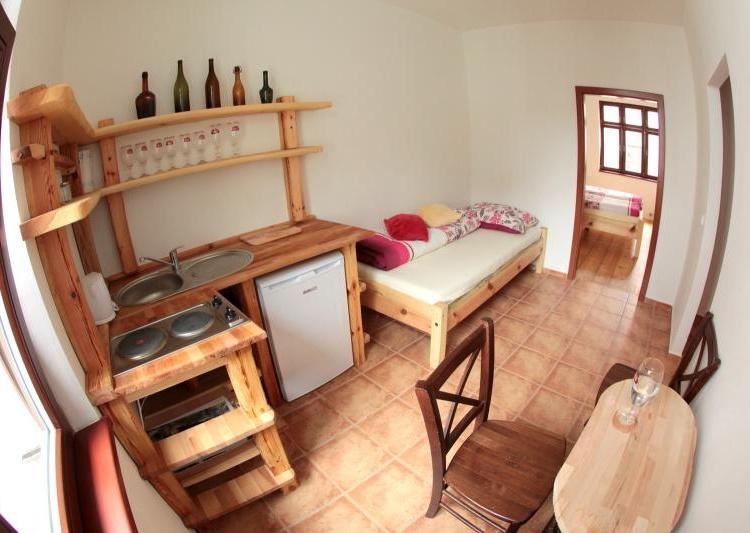 Apartman 2-kuchyňka
