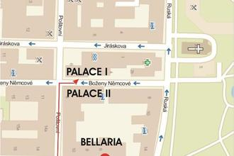 Lázeňský dům Palace II Františkovy Lázně 44445542