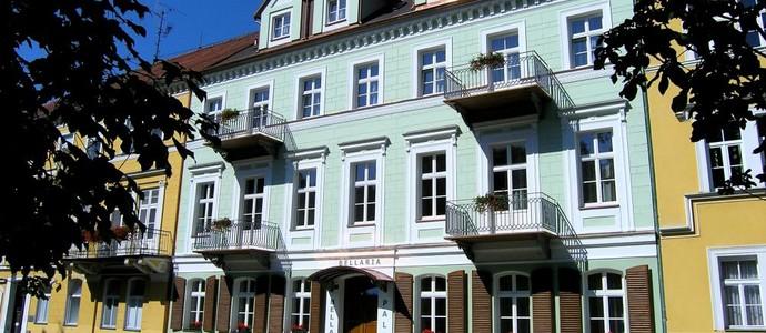 Lázeňský dům Palace Bellaria Františkovy Lázně