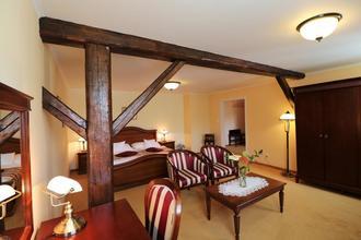 Lázeňský relaxační pobyt na 3 noci-Lázeňský dům Palace II