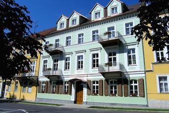 Františkovy Lázně-Lázeňský dům Palace Bellaria