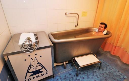Klasický léčebný pobyt s plnou penzí na 21 nocí-Lázeňský dům Palace Bellaria 1154274771