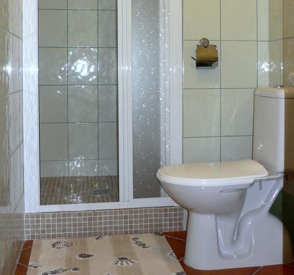 Nadštandard kúpeľňa
