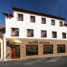 Wellness hotel Corona Kaplice