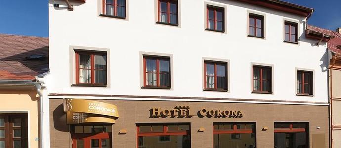 Wellness hotel Corona Malonty