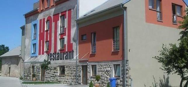 Hotel Mlyn Zavar