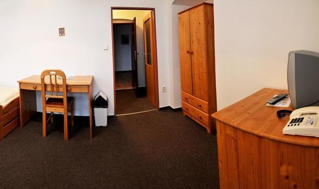 Klášter Hejnice - vzdělávací, konferenční a poutní dům 1133360827 2