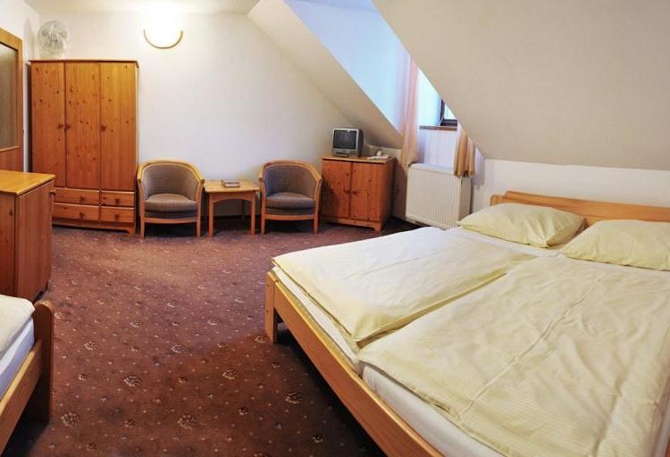 Klášter Hejnice - vzdělávací, konferenční a poutní dům 1133360817 2