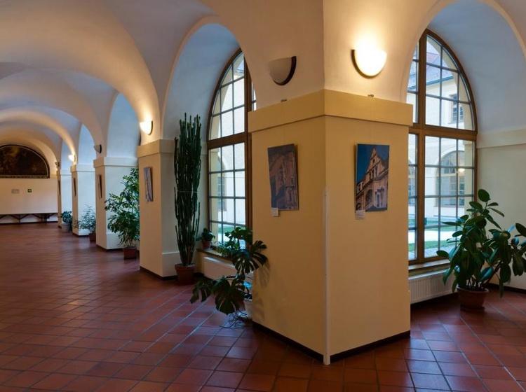 Klášter Hejnice - vzdělávací, konferenční a poutní dům 1133360837 2
