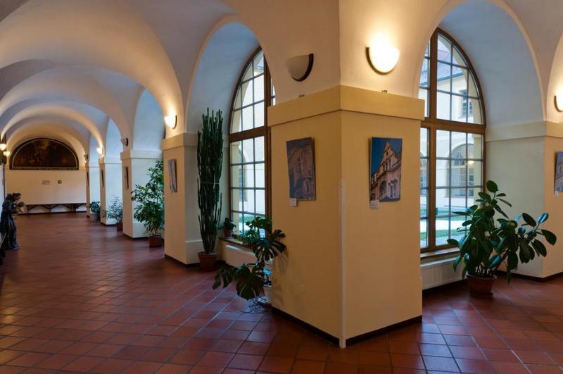 Klášter Hejnice - vzdělávací, konferenční a poutní dům 15