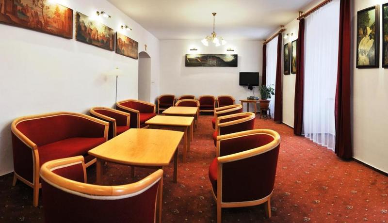 Klášter Hejnice - vzdělávací, konferenční a poutní dům 22