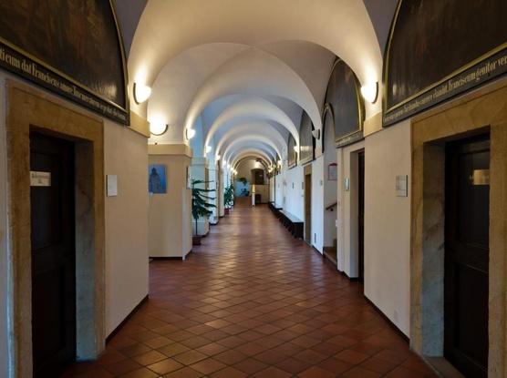 Klášter Hejnice - vzdělávací, konferenční a poutní dům 1133360835