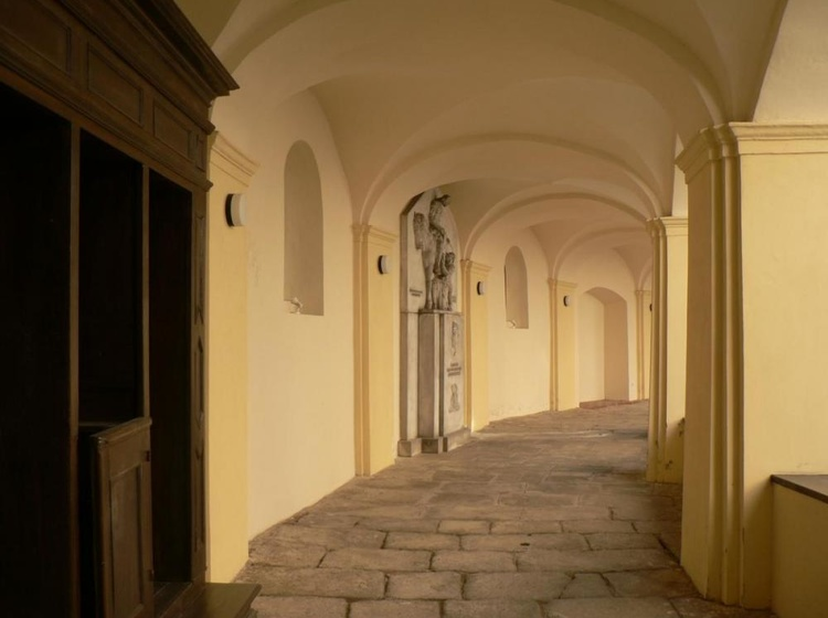 Klášter Hejnice - vzdělávací, konferenční a poutní dům 1133360853 2