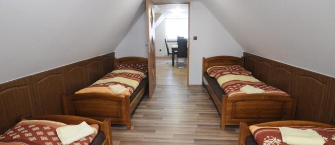 Apartmány Ve dvoře Velké Karlovice 1133362189