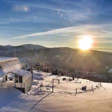 Chata Labská - Špindlerův Mlýn-pobyt-Jarní lyžovačka za pár kaček s třídenním skipasem a snídaní