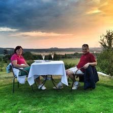 Golf a romantika