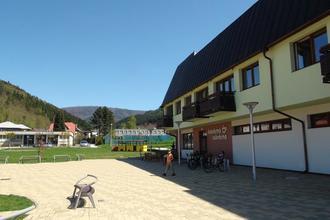 Ubytování v Beskydech Dolní Bečva