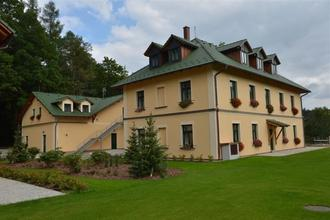 Resort Johanka Kamenice nad Lipou