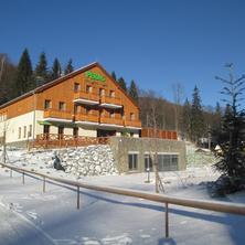 zimní hotel