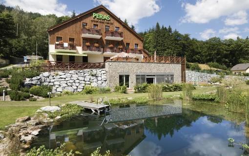 Romantický pobyt na 3 noci-Wellness Hotel Peras 1153492245