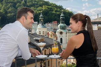 Karlovy Vary-pobyt-Romantický pobyt