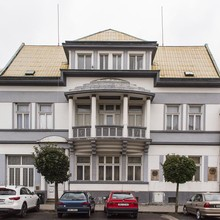 Vila Týniště nad Orlicí