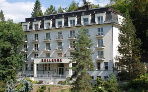 Týdenní relaxační pobyt v Karlových Varech-Hotel BELLEVUE 1148120327