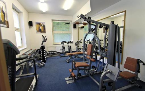 Hotel BELLEVUE fitness