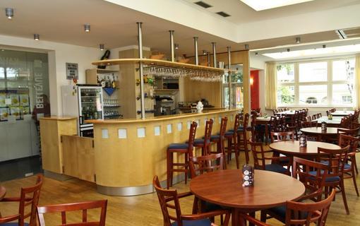 Hotel BELLEVUE kavárna