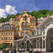 Hotel BELLEVUE-Karlovy Vary-pobyt-Týdenní relaxační pobyt v Karlových Varech (hotel Bellevue)