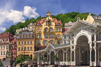 Týdenní relaxační pobyt v Karlových Varech-Hotel BELLEVUE