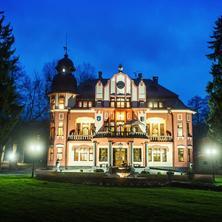 Wellness pobyt v luxusním hotelu Letohrádek sv. Vojtěch na Vysočině
