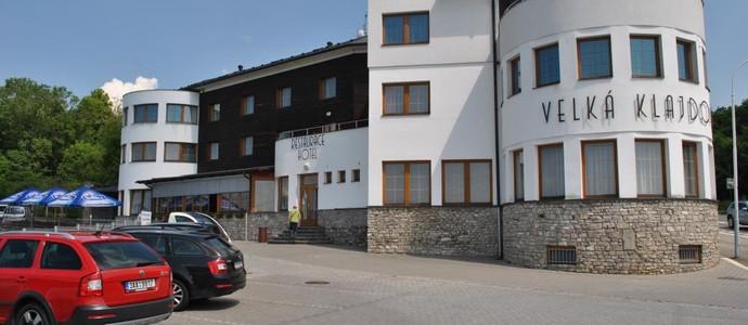 Hotel Velká Klajdovka Brno 1124008736
