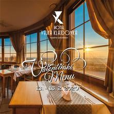 Hotel Velká Klajdovka-Brno-pobyt-Valentýnský balíček