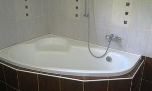 PENZION PANAMA koupelna