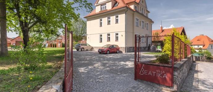 Boutique Hotel Villa Beatika Český Krumlov 1114866510