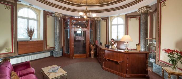 Lázeňský hotel Metropol Spa & Kurhotel Františkovy Lázně 1142026147