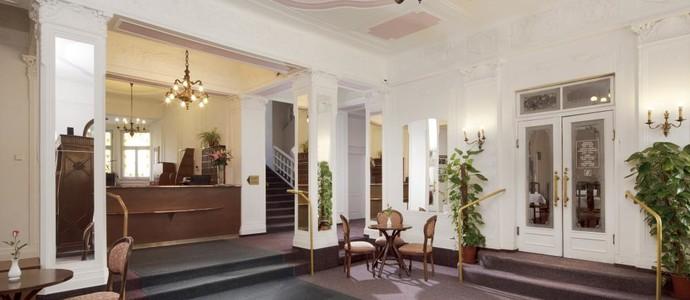 Lázeňský hotel Dr. Adler Spa & Kurhotel Františkovy Lázně 1136568793