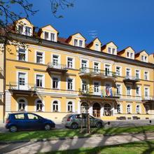 Lázeňský hotel Dr. Adler Spa & Kurhotel Františkovy Lázně