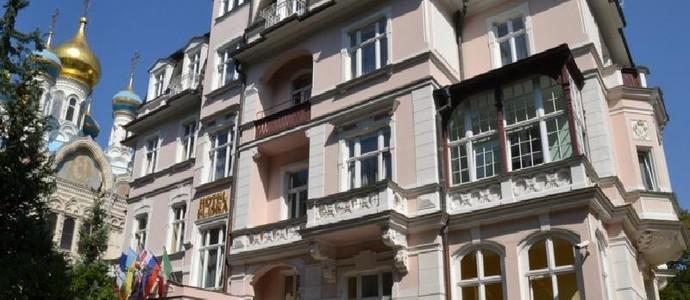 HOTEL ELIŠKA Karlovy Vary