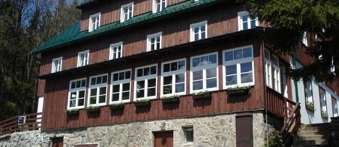 Hotel Děvín Pec pod Sněžkou