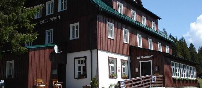 Hotel Děvín Pec pod Sněžkou 1118606658