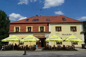 Penzion Horácko Unčín