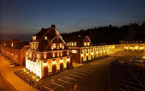 Pobyt SILVER-Hotel Dvorana 1157297373